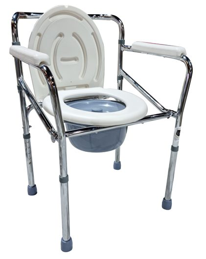 Over Toilet Aid is heavy duty adjustable chair for toilets and bathroom areas