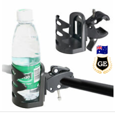 Gilani Engineering Bottle Holder for Manual and Electric Mobilities Based in Sydney