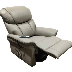 Electric Power Lift Recliner Sofa Chair Leather with Massage