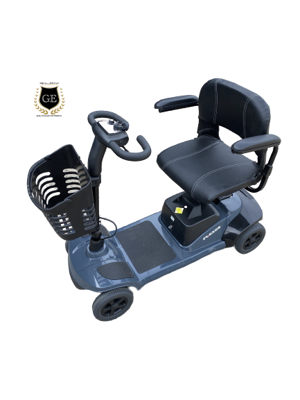 Electric Heavy Duty Boot Scooter For Travel And Everyday Use GILANI ENGINEERING