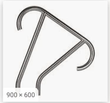 Grabrail dimensions