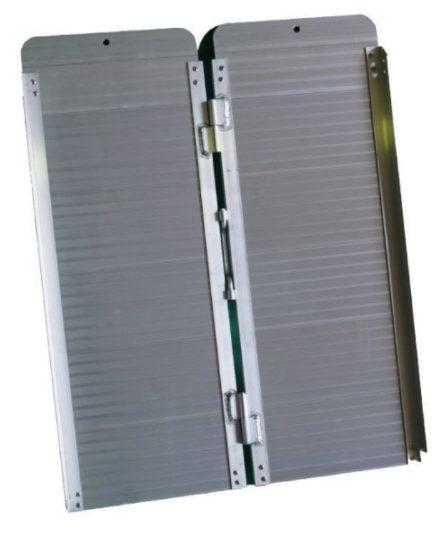 Foldable Aluminium Multipurpose Ramp Vehicle modifications Australia