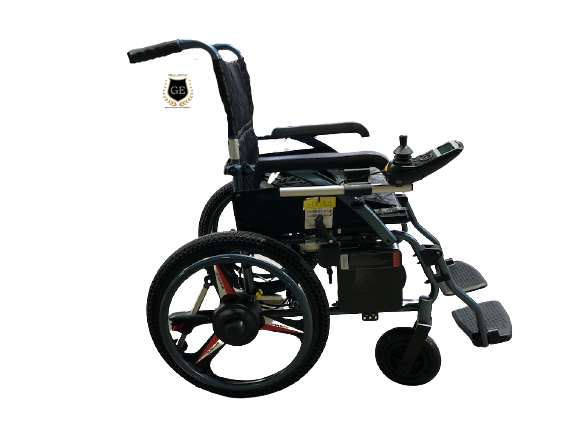 Foldable Electric and Manual Wheelchair for Multipurpose All-Round-Use Gilani Engineering
