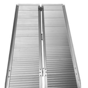Aluminium suitcase Ramp portable suitcase ramp heavy duty 120cm