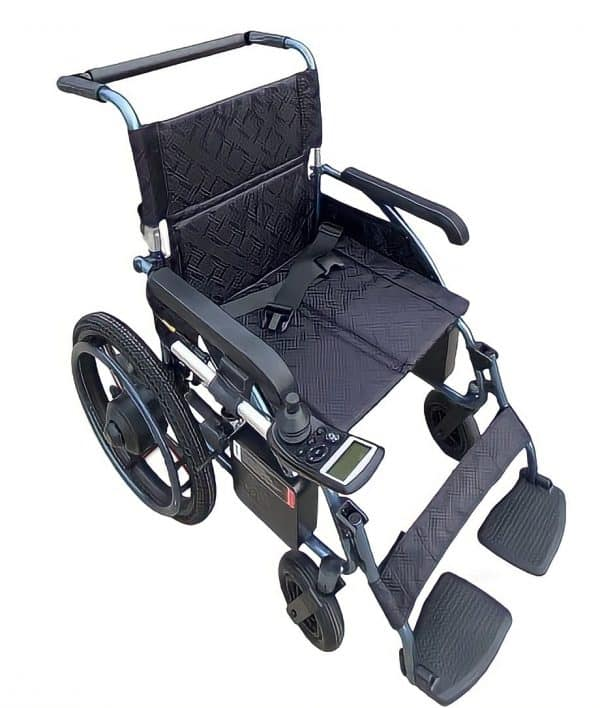 Foldable electric and Manual Wheelchair Australia