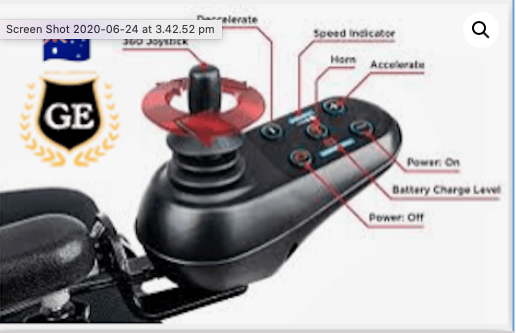 joystick diagram joystick controller