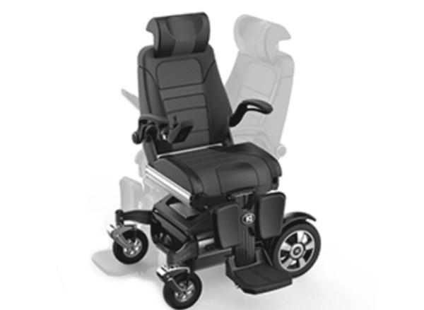 Vertical Lift Standing Electric Wheelchair