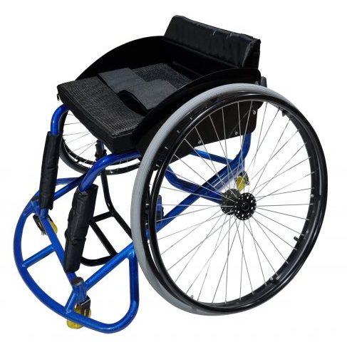 Foldable Heavy Duty Wheelchair basketball wheelchair