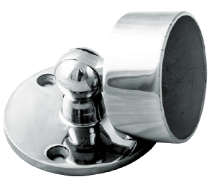 Three Way & Shape Stainless Steel Connector for Stairs