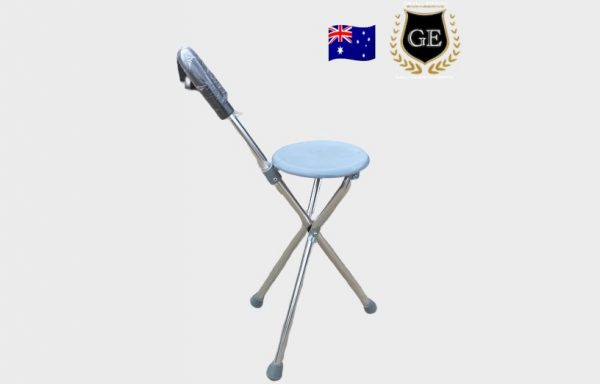 Walking Stick with a Seat