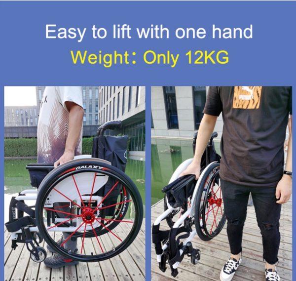 Sport Wheelchair 10