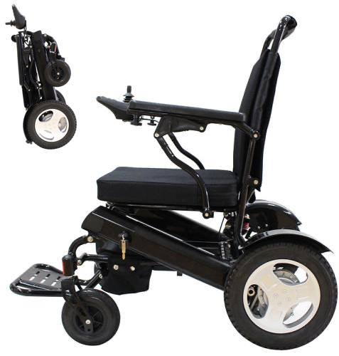 Foldable Electric Wheelchair GED11 Australia