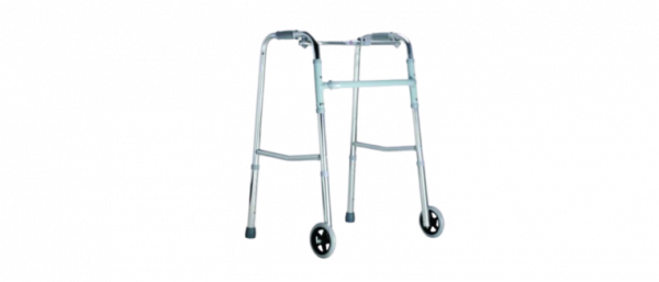 lightweight foldable walker