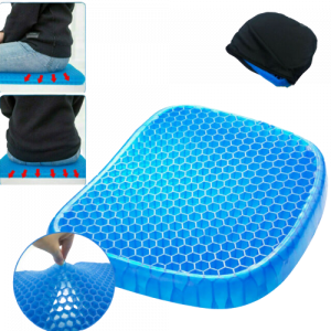 Gel chair Cushion for wheelchairs, office, homes, scooters