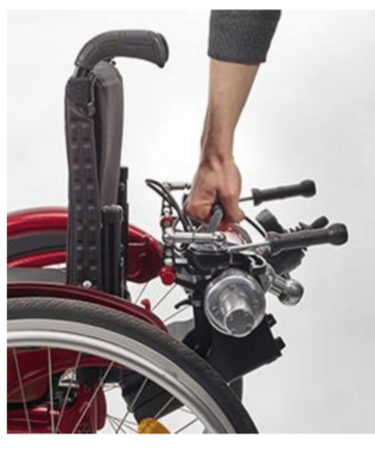 Motorized Wheelchair 15