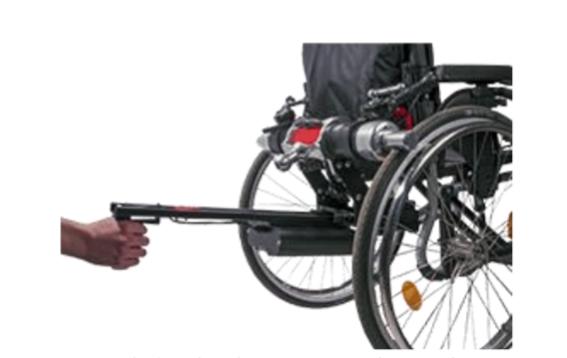 Motorized Wheelchair 14