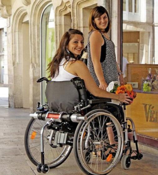 light drive Motorized Wheelchair 13
