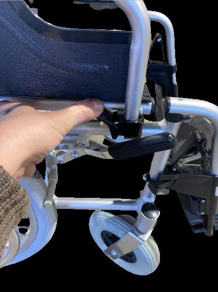 manual electric wheelchair