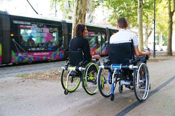 Motorized Wheelchair 9