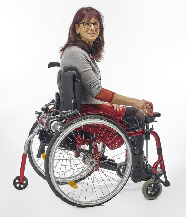Motorized Wheelchair 4