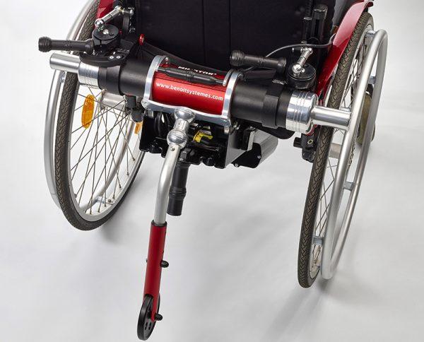 Motorized Wheelchair 2