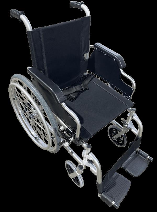 Foldable Lightweight heavy duty Manual wheelchair lightweight manual Push Wheelchair Australia