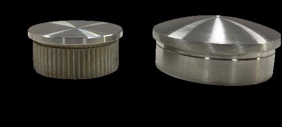 Stainless Steel Handrail Flange Base Plate