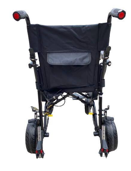 Super Light Mobility Wheelchair Foldable
