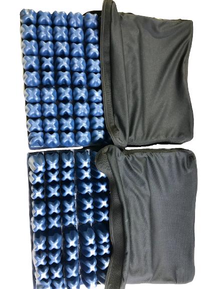 Natural contouring supportive air cushion - Gilani Engineering air