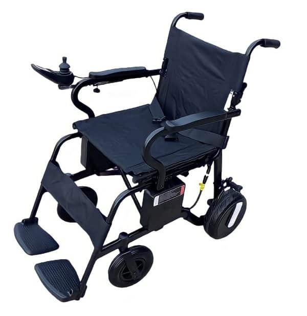 Bariatric Foldable Manual mobility Wheelchair with Seat Belt