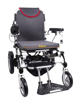 Auto Folding Electric Wheelchair Lightweight with a Remote Control GILANI ENGINEERING