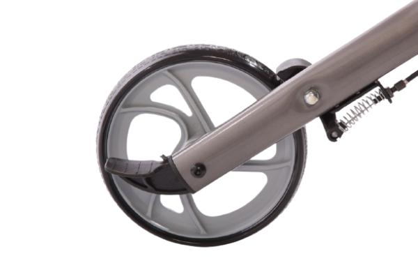 High Quality aluminium frame 4 wheel folding rollator