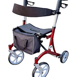 4wheel rollator 4WRF Walking Frame for Aged Care and Disability Assistive Aids