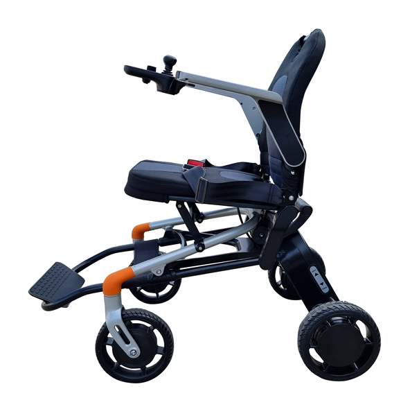 Technology of the lightest Motorised wheelchair on Sale Now