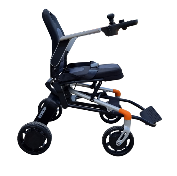 Easy to use lightweight Mobility aid assistive electric wheelchair
