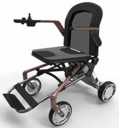 Lightweight Power wheelchair Foldable Electric Wheelchair by Gilani Engineering Electric Wheelchair power assist
