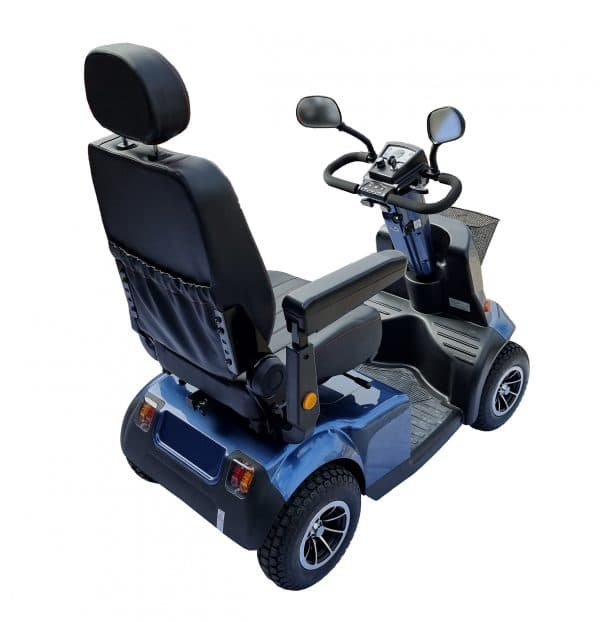 Heavy Duty Bariatric Scooter with adjustable headrest