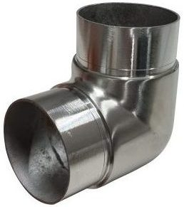 Stainless Steel Curved Elbow Fitting Gilani Engineering