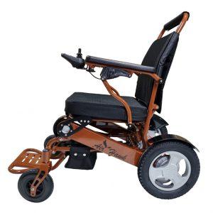 Lightweight Foldable Electric Wheelchair Mobility Equipment Hire Sydney Air Hawk Power Wheelchair Easy foldable lightweight electric wheelchair