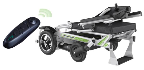 Auto Folding Smart H3PC electric wheelchair Airwheel