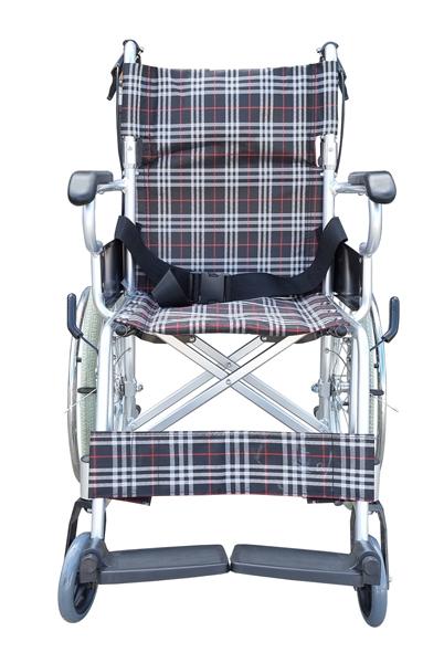 Pushchair self propelled lightweight