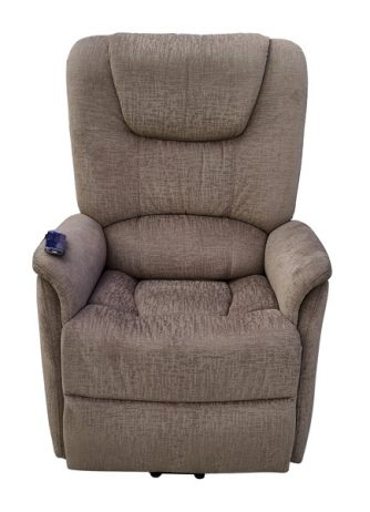 Disability Arm Chair with massage , heat remote controlled automatic Reclining Backrest , tilt and stand up function