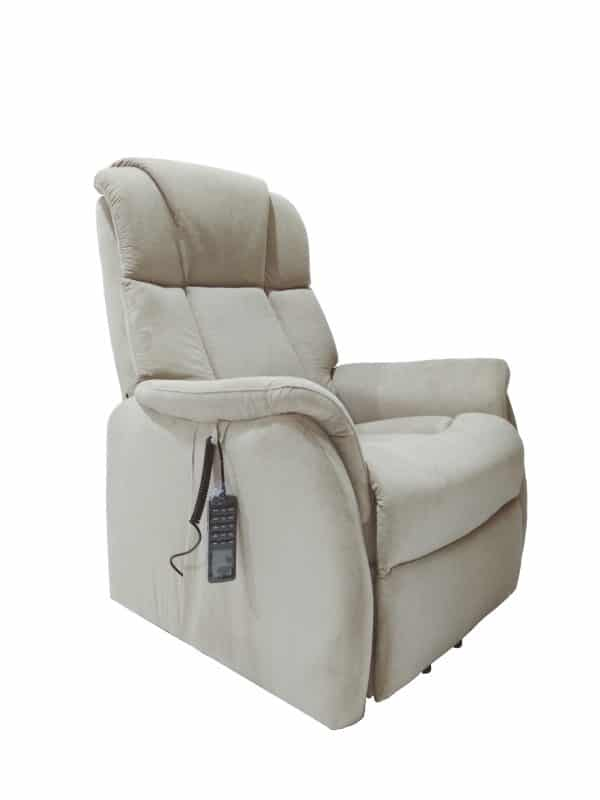 Disability Arm electric recliner Chair with massage , heat remote controlled automatic Reclining Backrest , tilt and stand up function