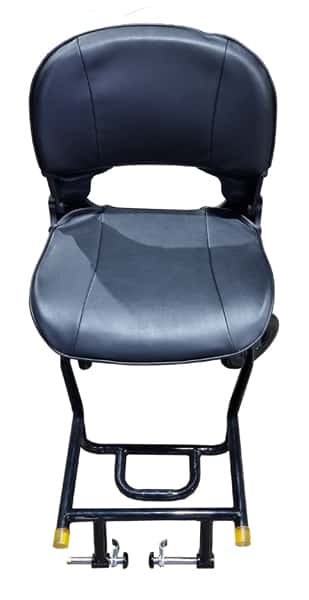 Best Wheelchair Folding Backrest Seat Attachment 2 people GILANI ENGINEERING