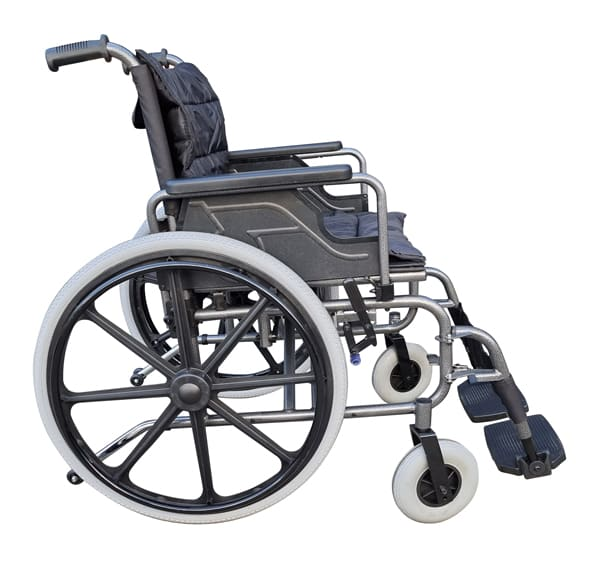 Heavy duty manual wheelchair Sydney has different colours now
