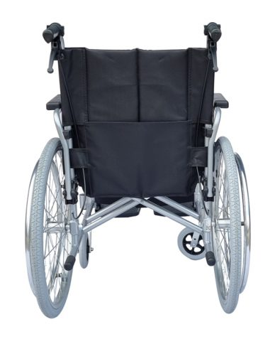 Number 1 Best manual wheelchair with large back storage