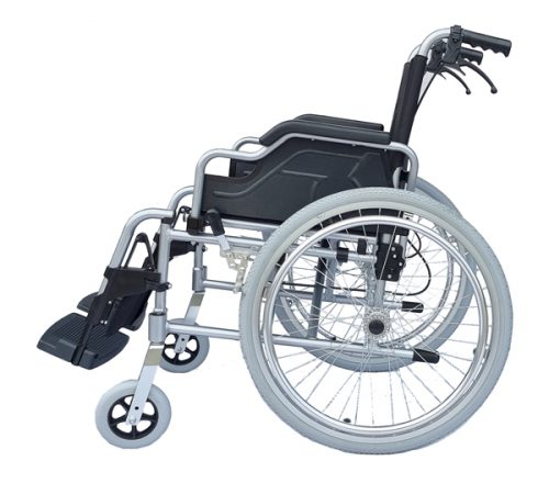 no. 1 best self propelled wheelchair with opening armrests