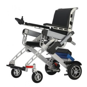 Electric Wheelchair with Standing Electric Wheelchair from Disability Shop Gilani Engineering