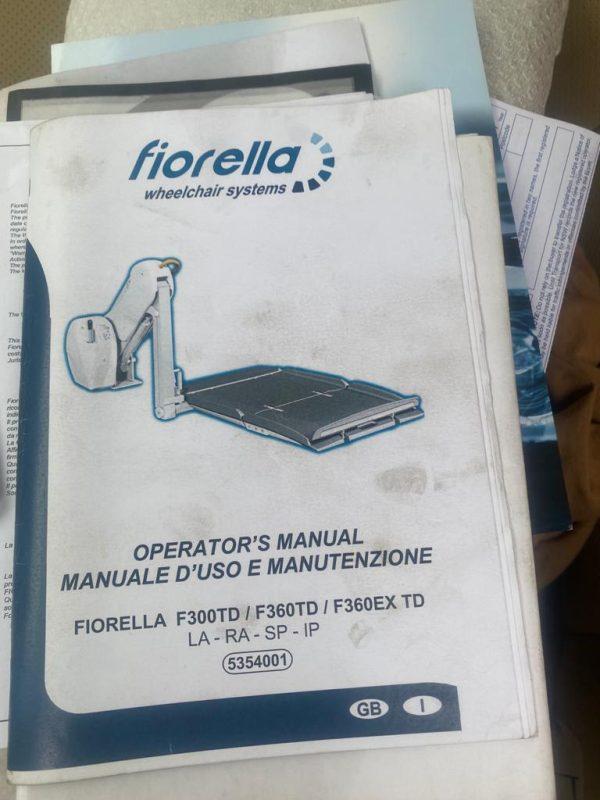 Fiorella Wheelchair Systems lift
