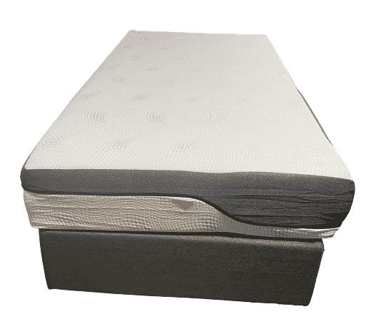 Comfortable copper infused memory foam mattress